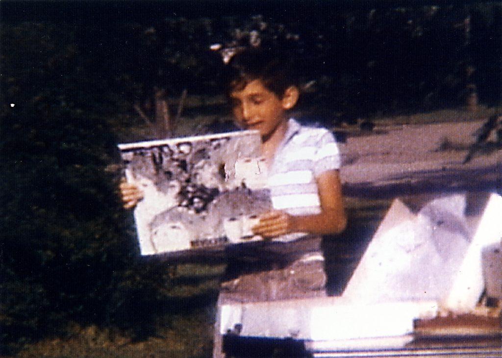 Mark age 9