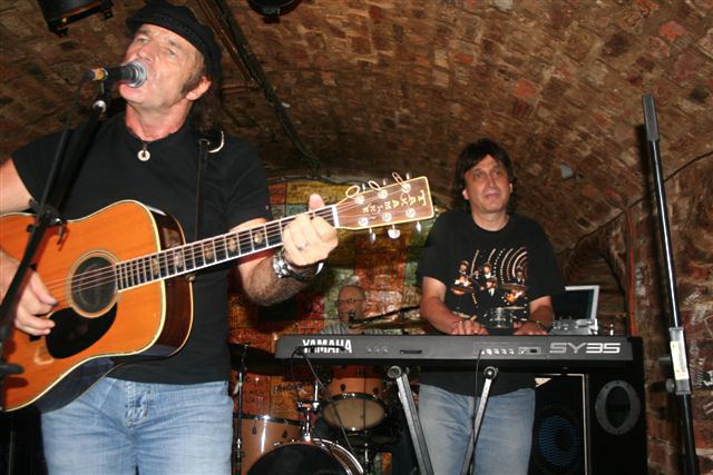 Liverpool's Cavern club with Hal Bruce